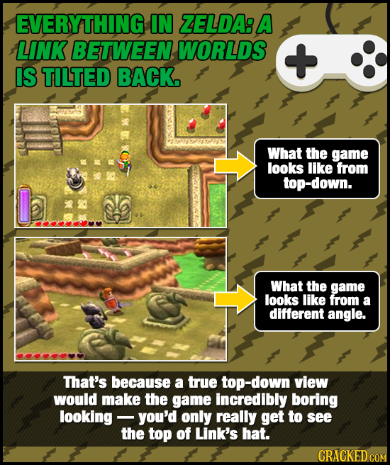 Weird Workarounds Behind The Magic Of Your Favorite Games