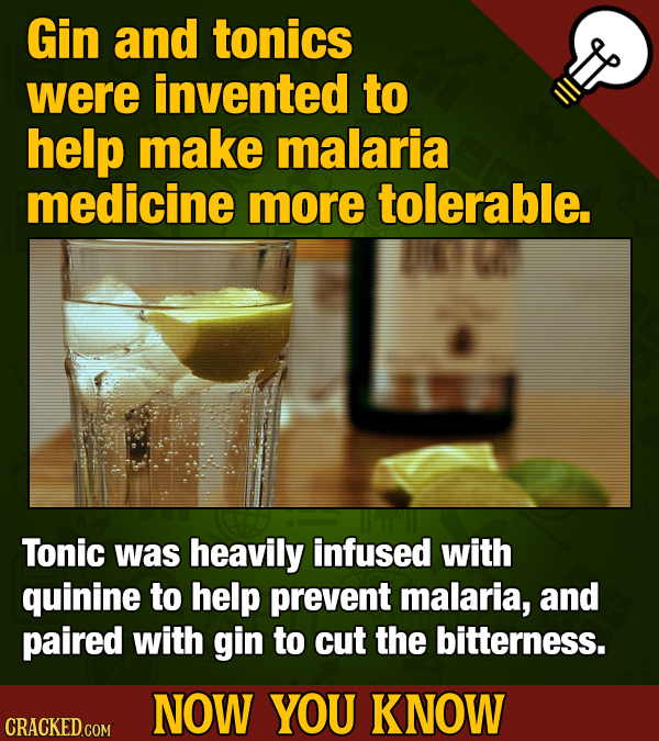 17 Ice-Cold Facts About Alcohol To Sip On