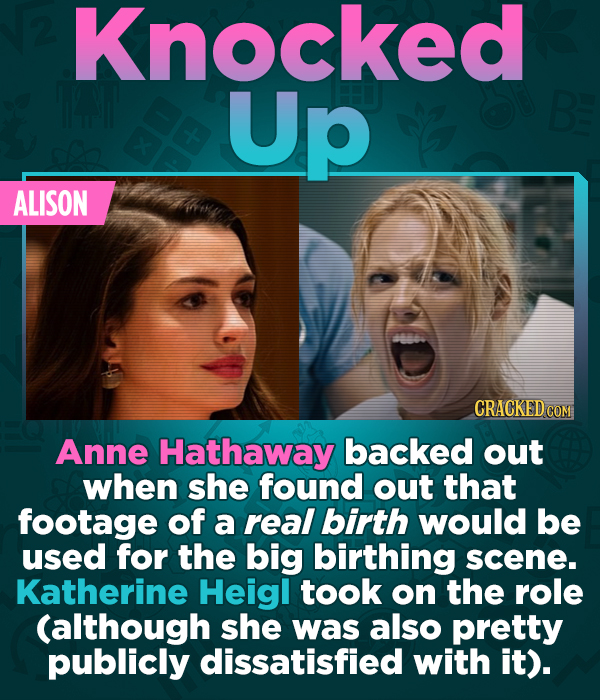 15 Actors Who Had To Be Replaced Mid-Production: First Episode / Last Episode