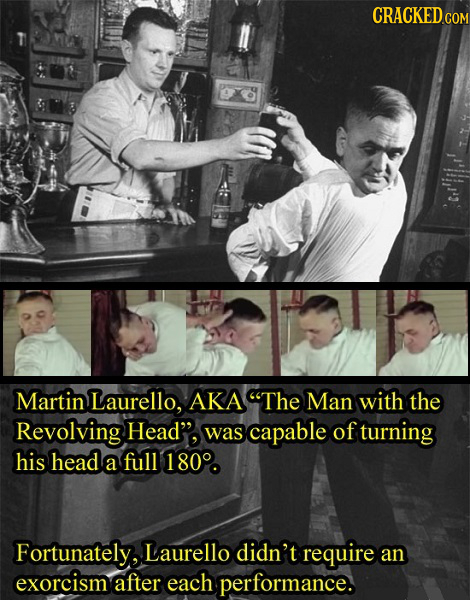 18 Mutant Superpowers You Won't Believe Real Humans Have