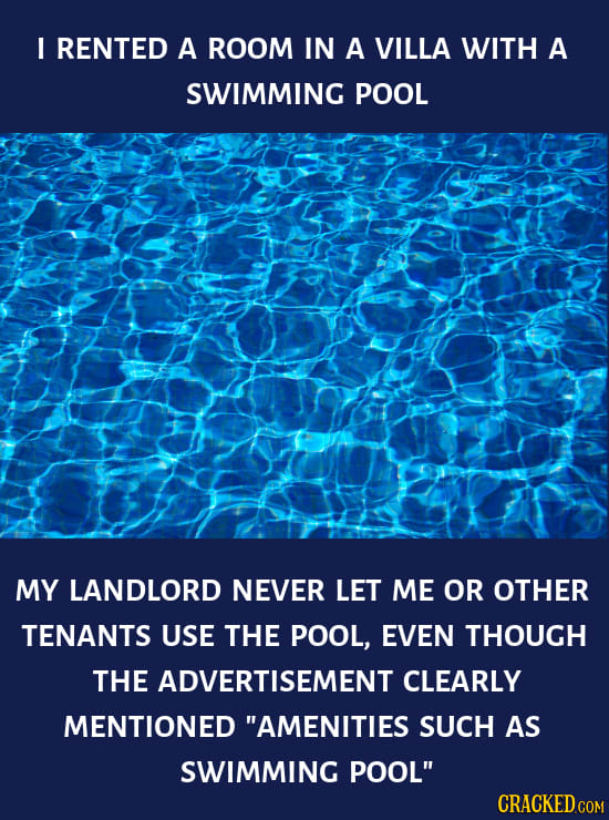 25 Bonkers Landlord Stories You'll Definitely Identify With