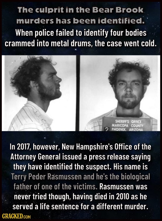 18 'Unsolved' Mysteries That Have Been Thoroughly Solved