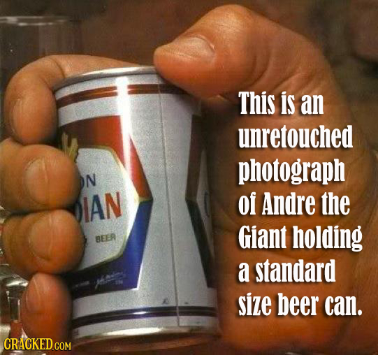 38 Real Size Comparisons That Will Make Your Head Explode
