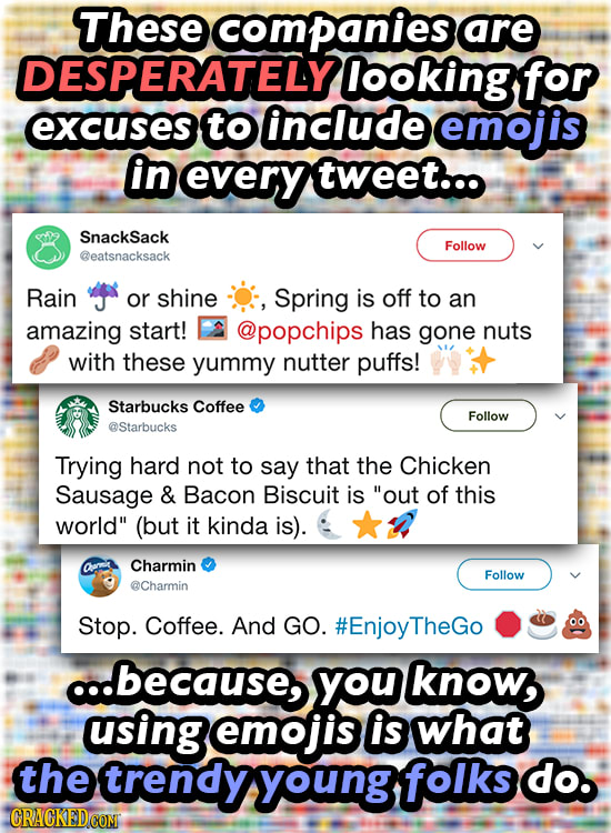 17 Corporate Social Media Stunts That Are Played Out AF