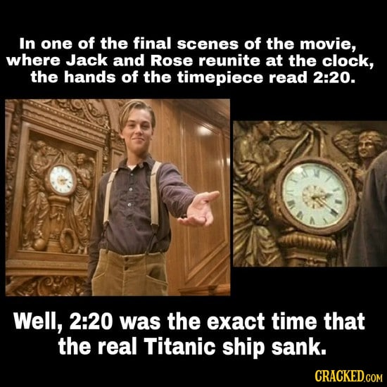 17 Startlingly Accurate Details In Movies And TV Shows