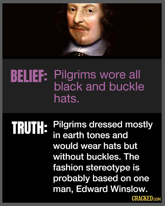 "17 Historical ""Facts"" That Are False"