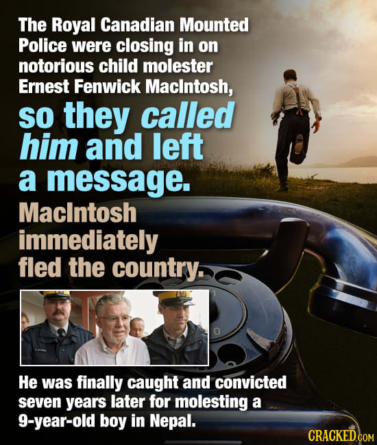 14 Times Crooks Escaped ... With (Accidental) Police Help