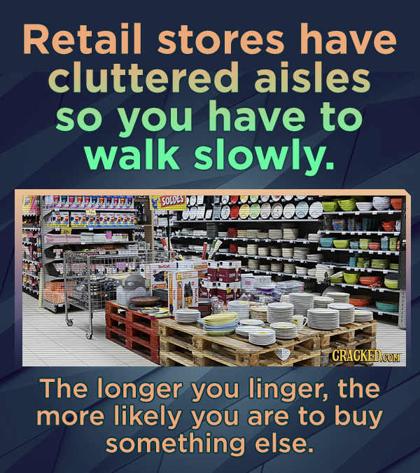 13 Ways Stores Manipulate Us Into Buying More