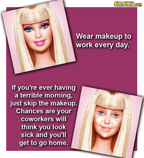 21 Tips For Getting Through The Day At A Sh!tty Job You Hate