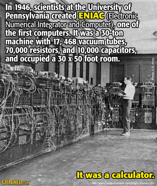 20 Mind-Blowing Comparisons Between Old and New Technology
