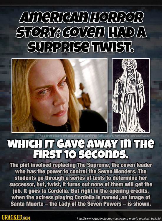 21 Mind-Blowing Easter Eggs That Spoil Famous TV Shows