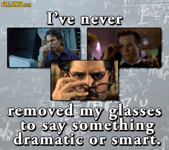 Things Movie And TV Characters Do That No Real Person Does