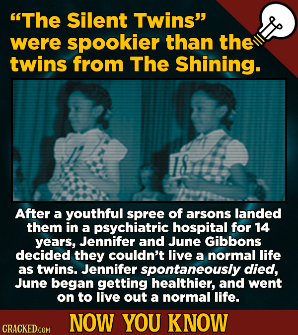 Now You Know: 18 Facts About Twins That'll Make You Double-Take