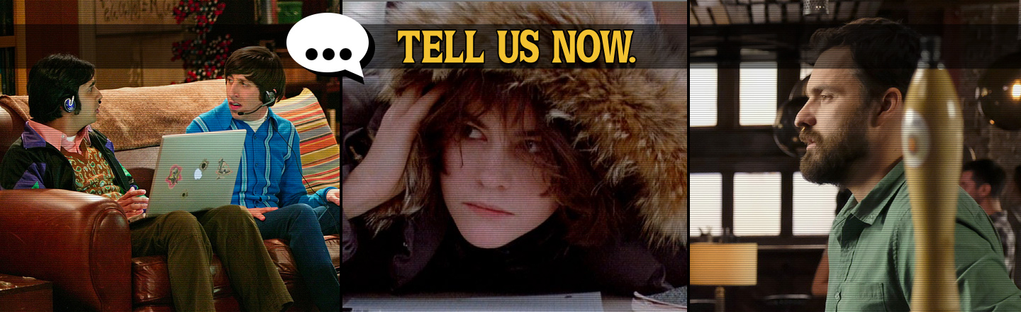 Tell Us Now: 20 Dumb Mistakes Hollywood Makes About Your Life