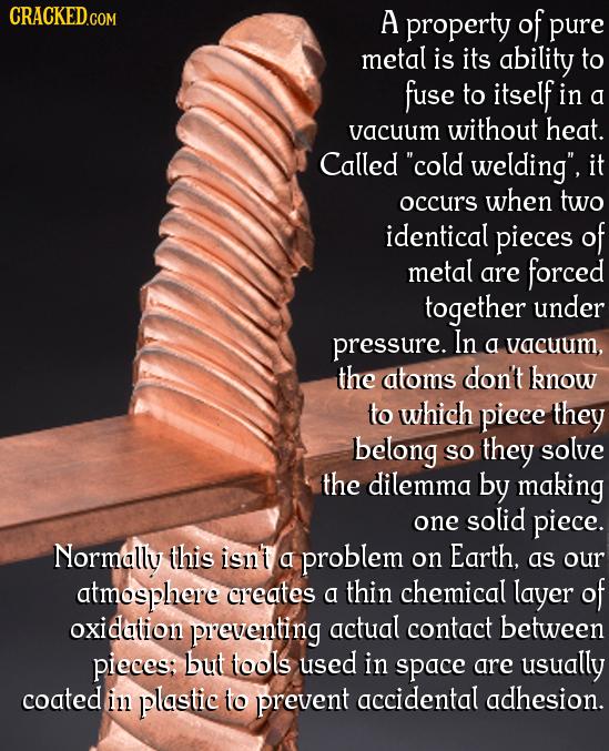 20 Mind-Blowing Facts That Seem Like Bullsh#t (But Aren't)