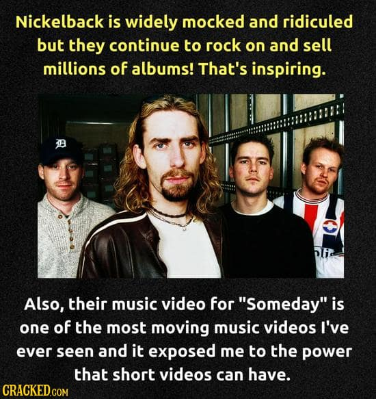 19 Widely-Despised Celebrities That Are Oddly Inspirational
