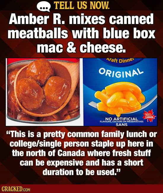 Tell Us Now: 22 Food Combos You Love That Make Other People Cringe