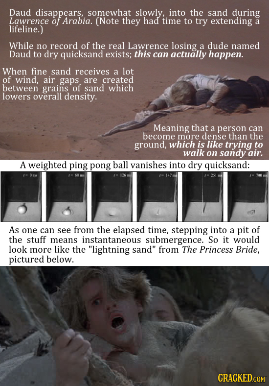 17 Horrifying Details The Movies Got Right