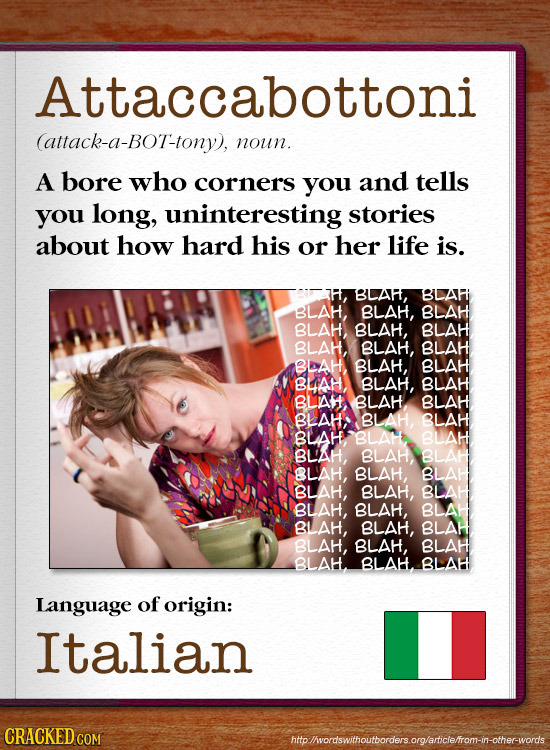 31 Phrases English Needs To Steal From Other Languages