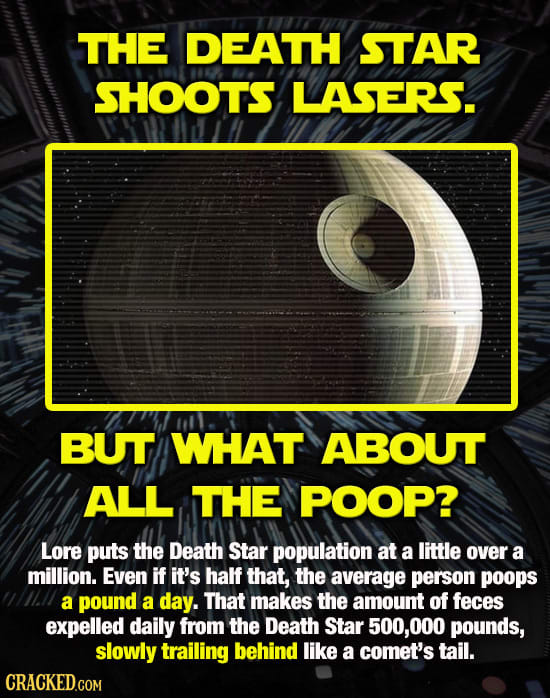 All The Ways Star Wars Is Way Crazier Than You Realize