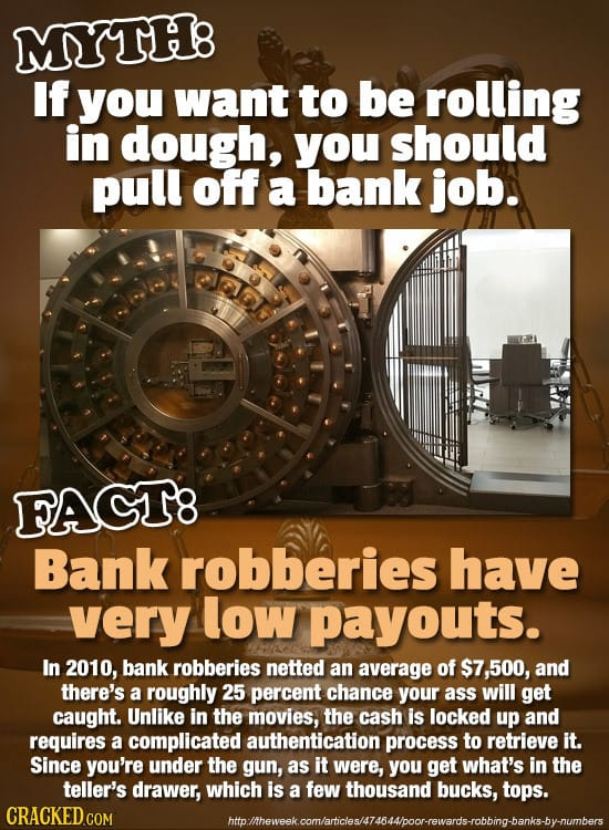 23 Widely-Circulated 'Facts' About The Law That Are Myths