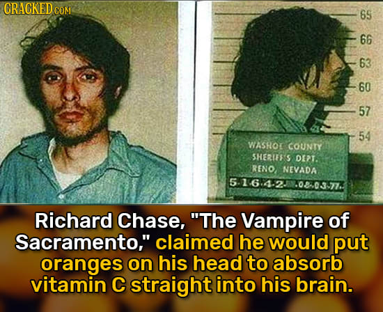 27 Major Crimes You Know & The Absurd Details You Don't