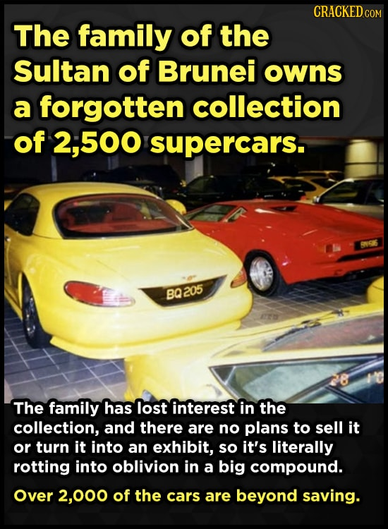 24 Facepalm-Inducing Facts About One Percenters