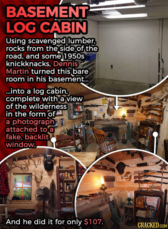 13 Insane Fan Creations That Fill Entire Rooms