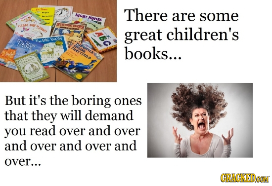 The 31 Most Disturbing Things About Being A Parent