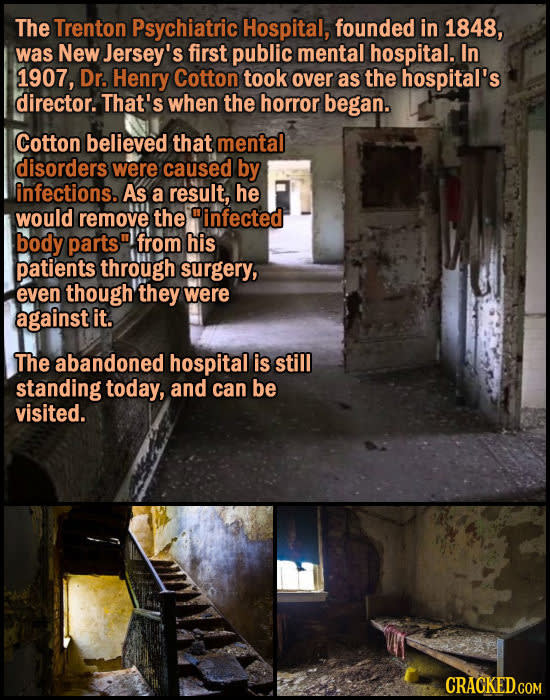23 Bone-Chillingly Creepy Real Places You Can Visit