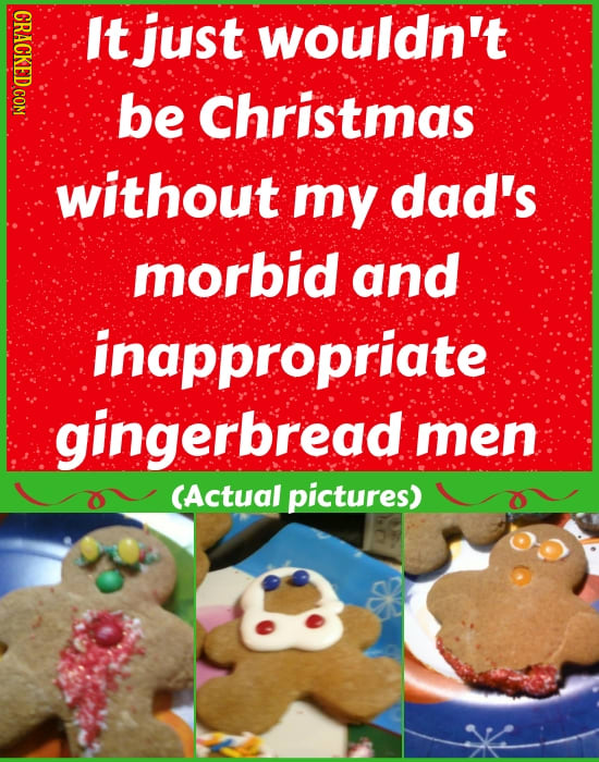 Ridiculous Holiday Traditions Your Weird Family Celebrates