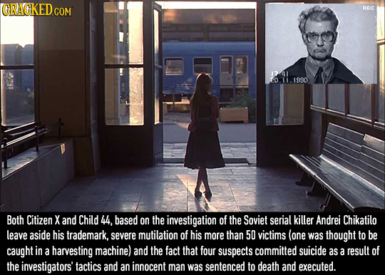 Horrifying Details Movies Got Right