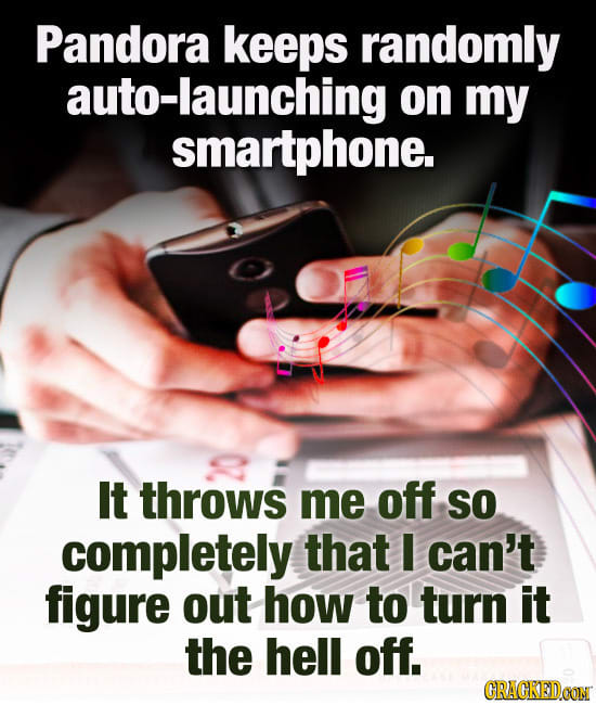The 26 Stupidest Features Of Your 'Smart'phone