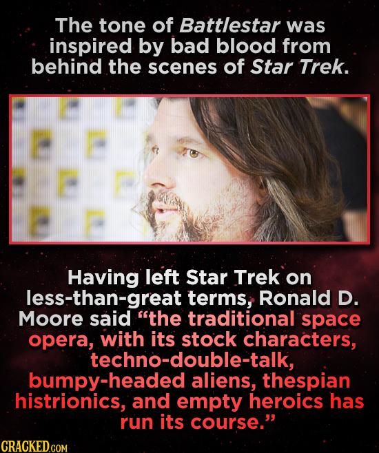 14 Behind-The-Scenes Fun Fraks From Battlestar Galactica