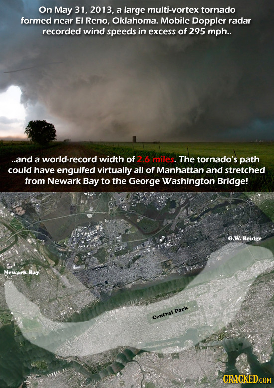 21 Biblical Weather Events That Actually Happened