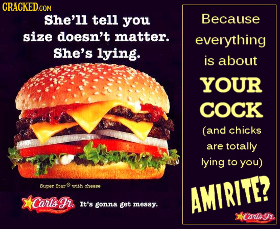 18 Ridiculously Sexist Modern Ad Campaigns