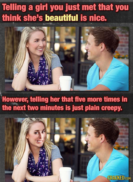 20 Common Behaviors That Are Actually Super Creepy