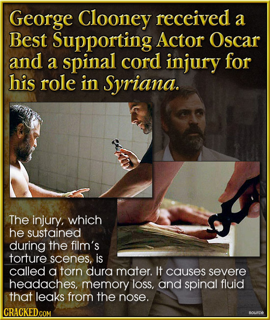 22 Facts About Oscar Movies Too Interesting for the Show