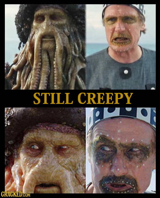 STILL CREEPY
