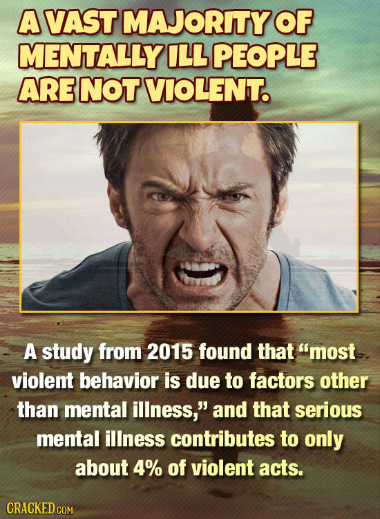 Mental Health Facts That Most People Get Wrong