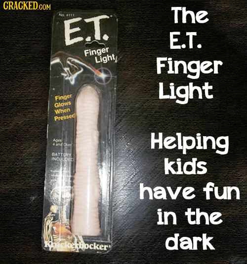 The 34 Most Unintentionally Disturbing Children's Products