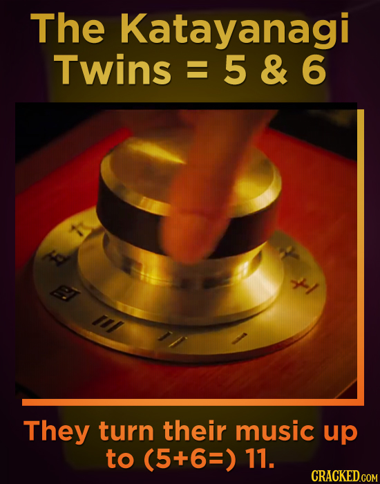 The Katayanagi Twins E 5&6 l They turn their music up to (5+6=) 11.