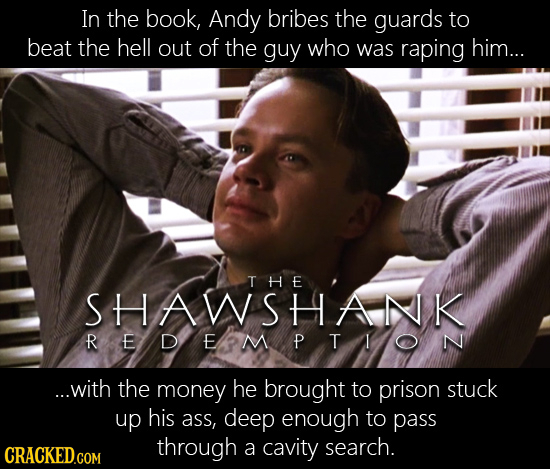 29 Movie Adaptations That Left Out the Best Parts
