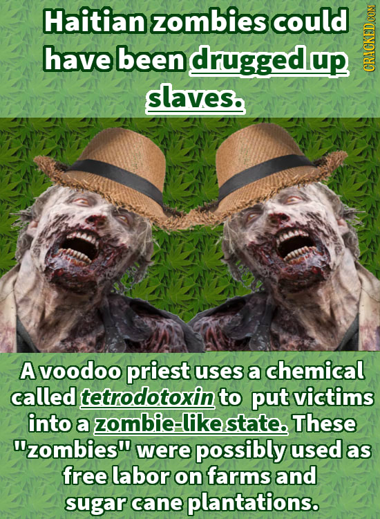 Here's A Necronomicon Of Amazing Facts About Famous Monsters