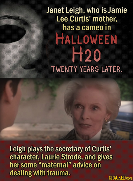 And Now, 15 Of Our Favorite Cameos In Horror Movies
