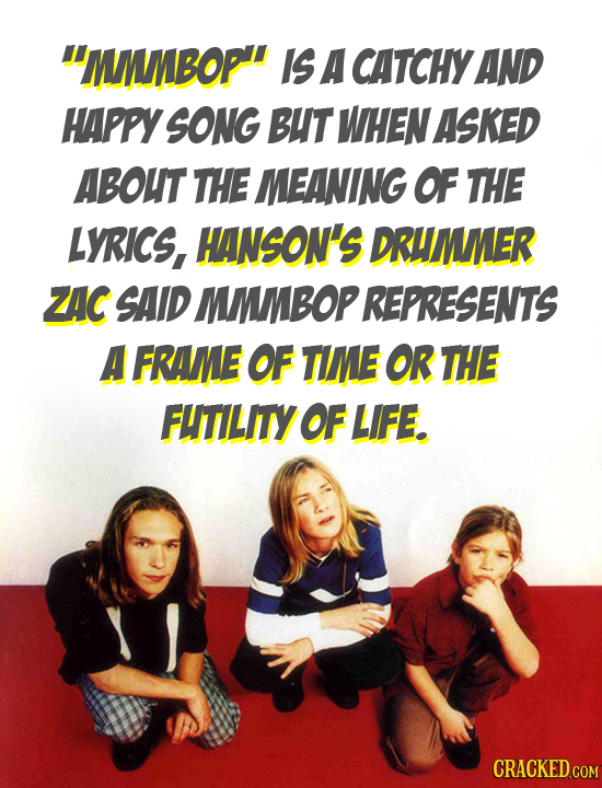 27 Surprising Real Stories Behind Famous Songs