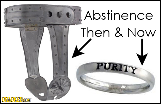 Abstinence Then & Now PURITY CRACKEDCON