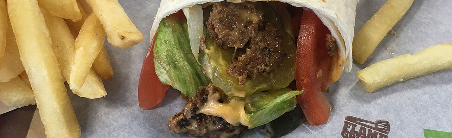 The 16 Grossest Fast-Food Products (That Were Discontinued For Good Reason)