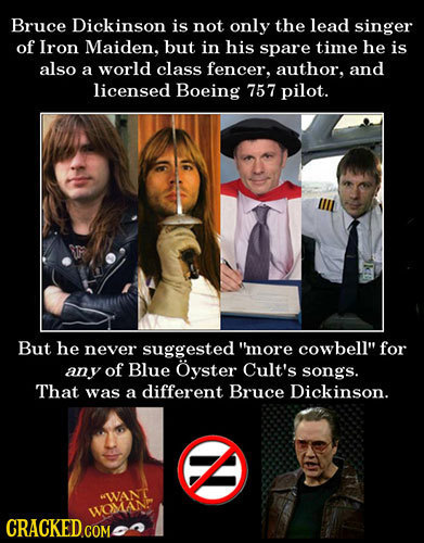 33 Facts About Famous People You Won't Believe Are True