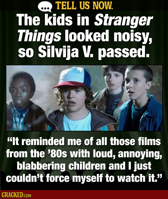 Tell Us Now: 22 Times You Passed On Movies & Shows Out Of Sheer Pettiness
